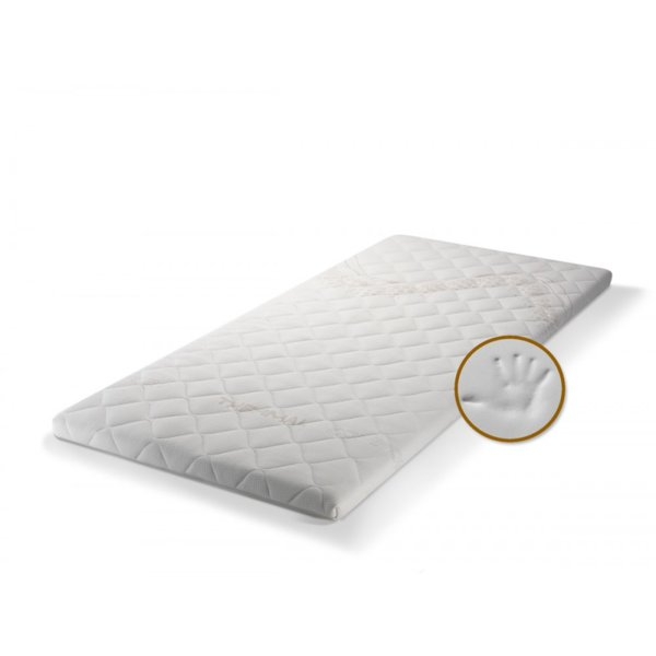 Топ матрак - двулицев, цип, 6 см, Medico Plus Thermal Comfort Memory