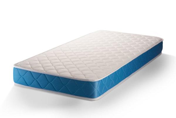 Ортопедичен матрак с Алое вера – двулицев, 18 см, Medico Plus Blue Dreams