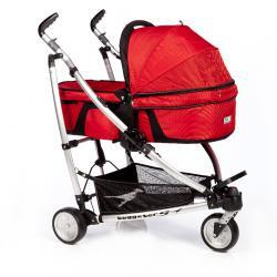Бебешка количка TFK Buggster S червена (мостра)