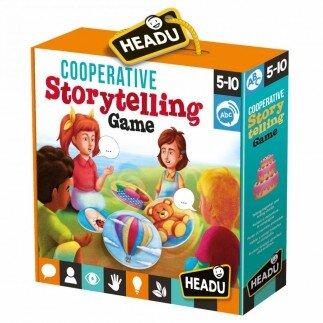Headu Кооперативна игра за деца с разказване