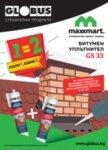 Плати 1, вземи 2 - Битумен уплътнител GLOBUS G5 33