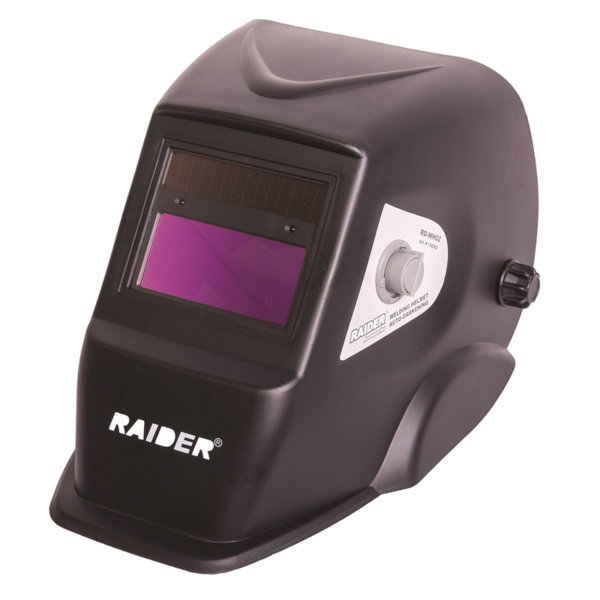 Шлем заваръчен фотосоларен RAIDER RD-WH02