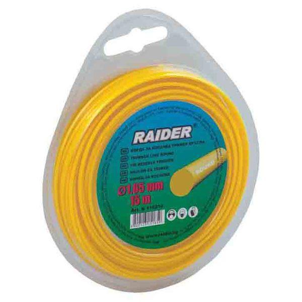 Корда за косачка тример кръгла RAIDER