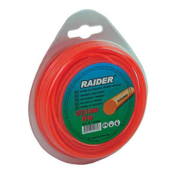 Корда за косачка тример кръгла (за моделите GBC) RAIDER