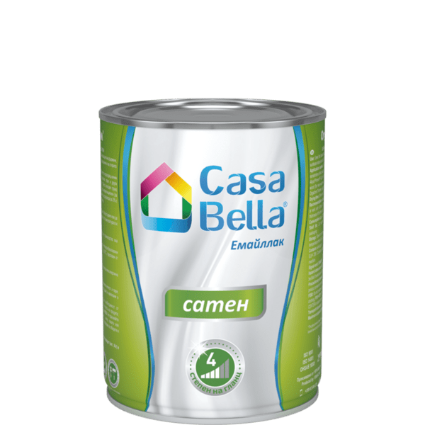 Casa Bella емайллак сатен - 650 мл