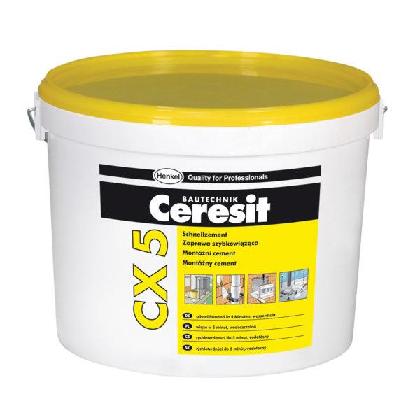 Бързосвързващ цимент CX 5 - 2 кг