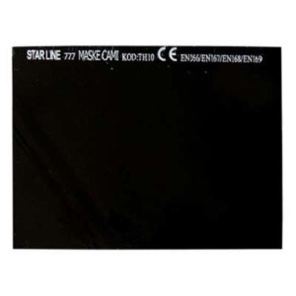 Стъкло за електрожен 110x50 тъмно n9 DECOREXPREDPAZN