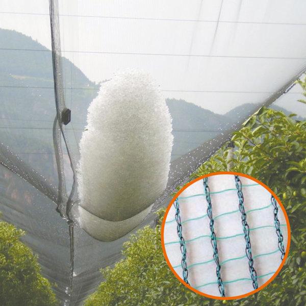 Мрежа защитна срещу градушка 2 х 100м PREMIUMGARDEN