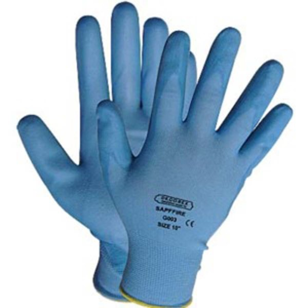 Ръкавици топени в латекс SAPFIRE