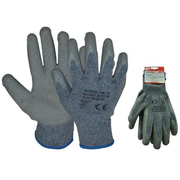 Ръкавици топени в латекс EKO, с възможност за окачване