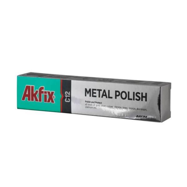 Паста полираща MP10 за хром, злато, никел, сребро,бяла 50гр