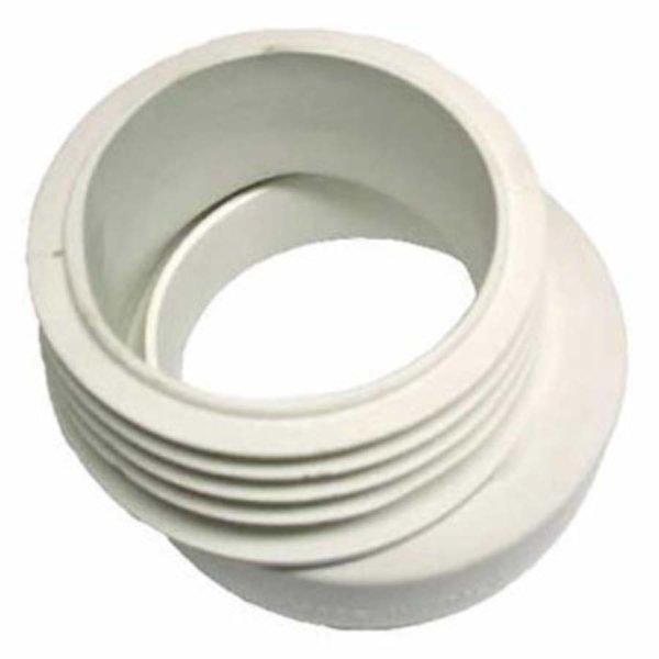 Маншон WC ексцентрик с гумен накрайник