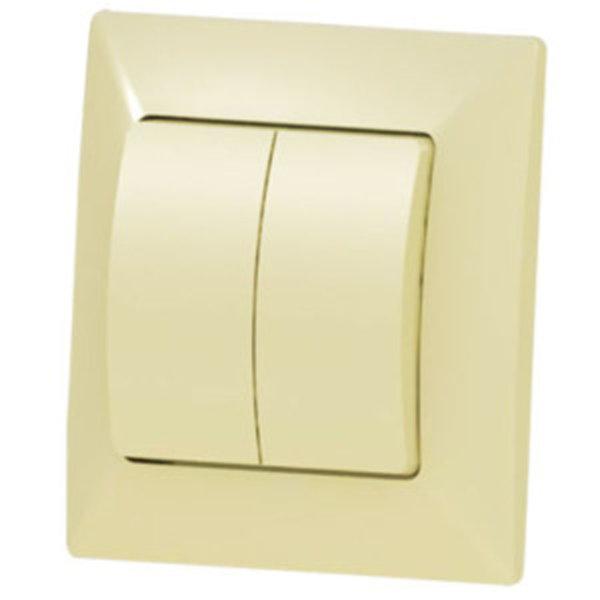 Ключ схема 5 сериен крем
