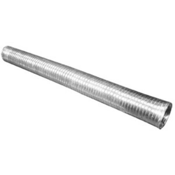 Въздуховод гъвкав алуминиев 2.6м ф120