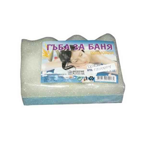Гъба за баня 15*10*5см