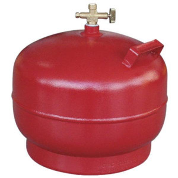 Бутилка газова туристическа 10л