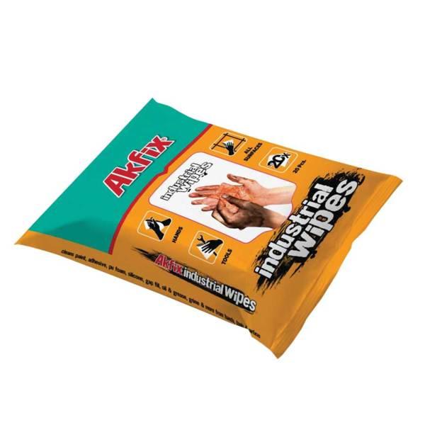 Кърпички за почистване индустриални AKFIX