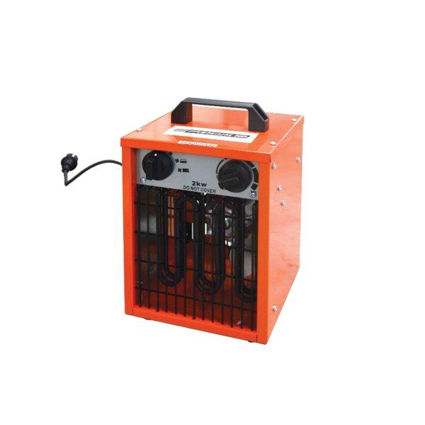 Калорифер електрически 2.0KW 2 степени Premium