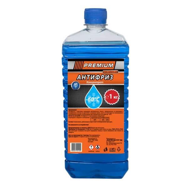 Антифриз 1л.-60ºС концентрат PREMIUM