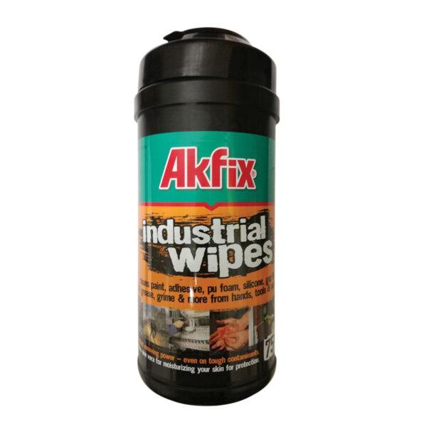 Кърпички за почистване, индустриални 75 бр. AKFIX