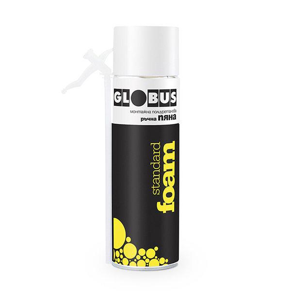 Ръчна полиуретанова пяна GLOBUS G5 51