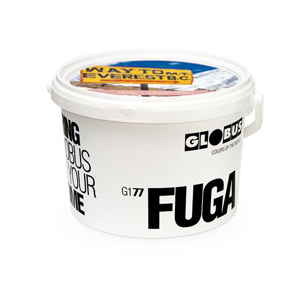 Гъвкава фугираща смес, 2 кг GLOBUS G1 77 FLEX FUGA