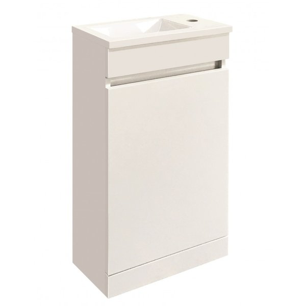 INTER CERAMIC PVC шкаф за баня ICP 4325