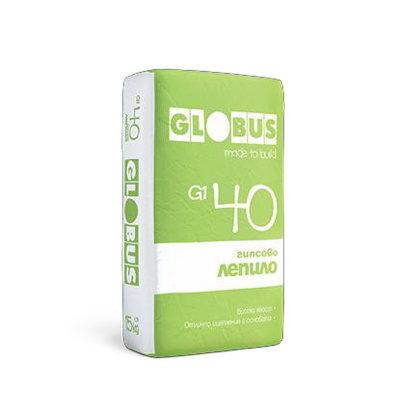 Гипсово лепило GLOBUS G1 40