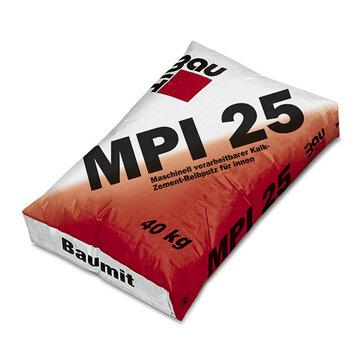 Вароциментова мазилка MPI 25 - 40 кг