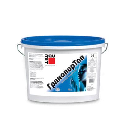 Полимерна мазилка Гранопор Топ драскана 1.5 мм 30 кг