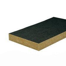 Каменна вата Airrock HD FB1 1000 / 600 / 160 - черен воал