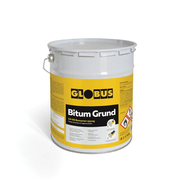 Битумен грунд GLOBUS G4 06