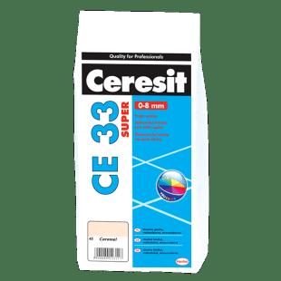 Фугираща смес за плочки Ceresit CE 33 Super - 2 кг