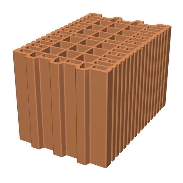 Керамични блокове Porotherm 25 N+F LIGHT 375 x 250 x 238