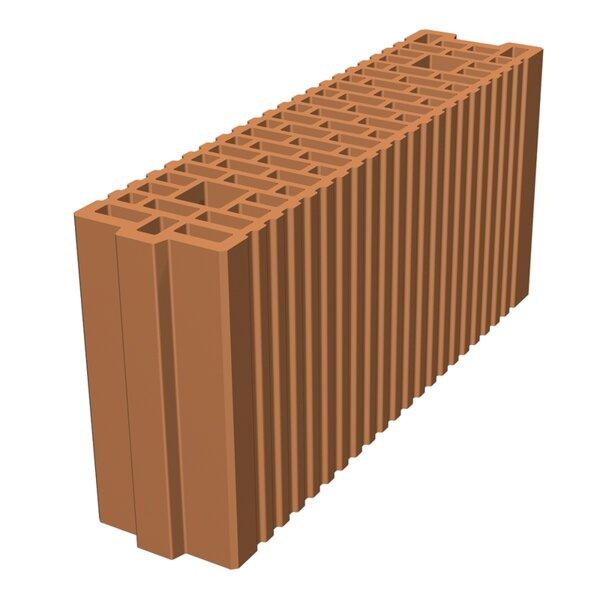 Керамични блокове Porotherm 12 N+F 500 x 120 x 238