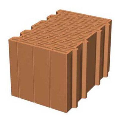 Керамични блокове Porotherm 38 N+F Hi 250 x 380 x 238