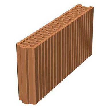 Керамични блокове Porotherm 8 N+F 500 x 80 x 238