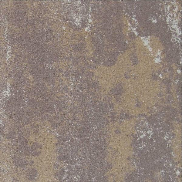 Тротоарна плоча Appia Antica 40.0 x 40.0 x 5, червен меланж