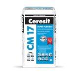 Супер гъвкаво лепило за плочки Ceresit CM 17 SUPER FLEXIBLE