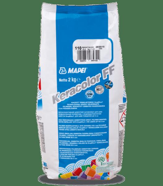 Фугираща смес Keracolor FF 130 2 кг Mapei