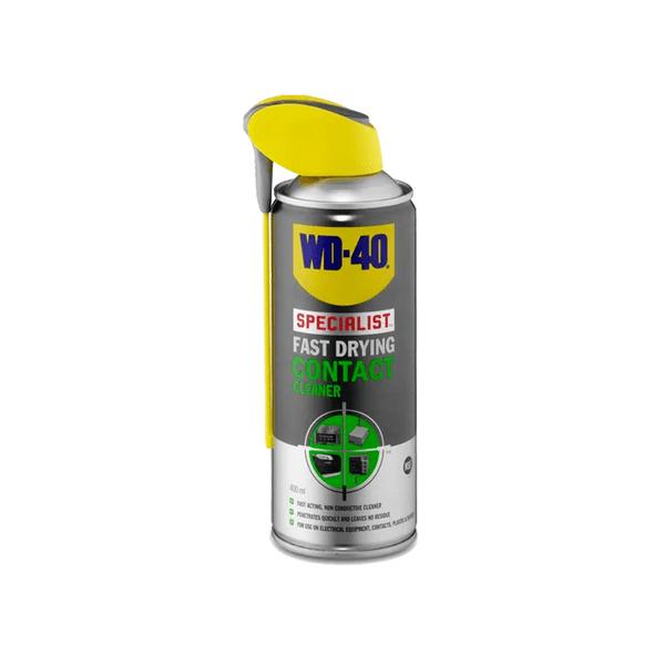 Почистване на ел. контакти 400 мл. WD-40