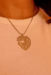 Колие Анатомично сърце (уголемен вариант)
