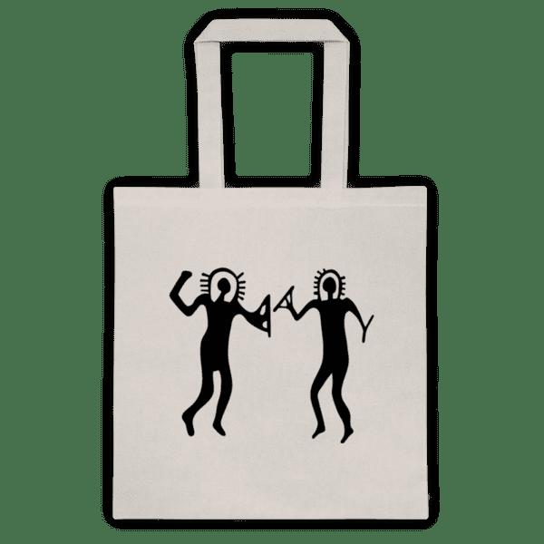 Памучна еко чанта Древни Астронавти