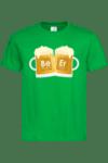 """Мъжка Тениска """"Бира"""" и химични елементи"""
