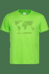 Мъжка Тениска Бинарни континенти