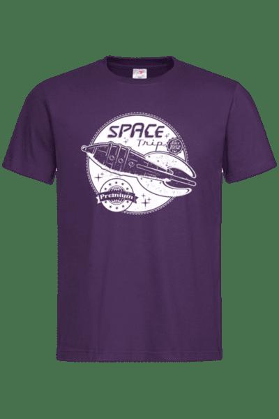 Мъжка Тениска SPACE Trip