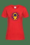 Дамска Тениска Бебе Космонавт