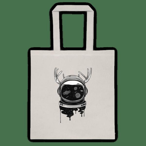 Памучна еко чанта Космосът Вътре В Мен