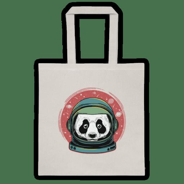 Памучна еко чанта Пандонавт