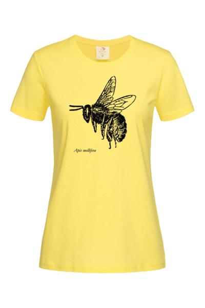 Дамска Тениска Пчела (Apis mellifera)